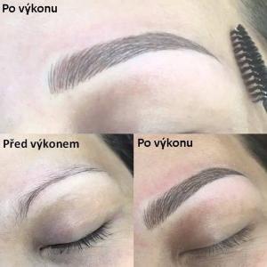 Permanentní make-up čepelkovou metodou